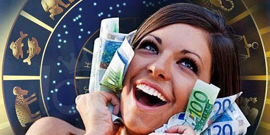 Счастливое лицо и деньги