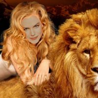 Николь со Львом