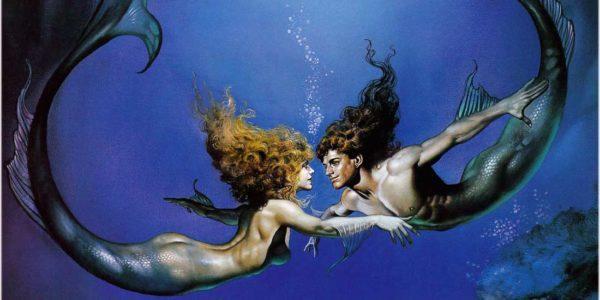 Плавающие русалки
