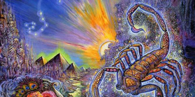 Сказочный Скорпион