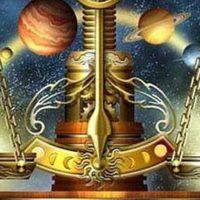 Золотые Весы и планеты