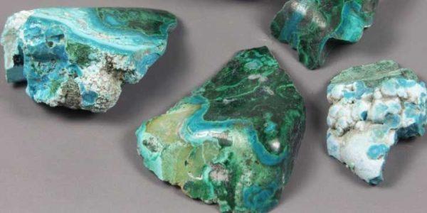 Осколки камня Бирюзы