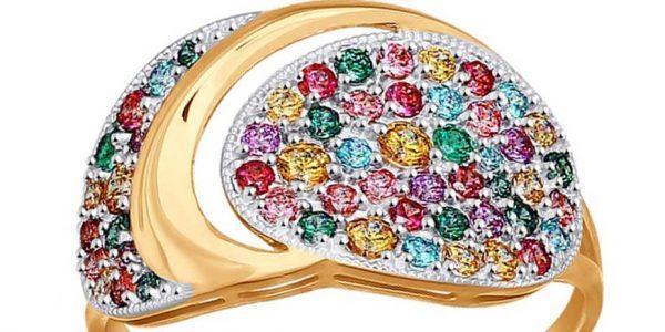 Кольцо с множеством Фианитов
