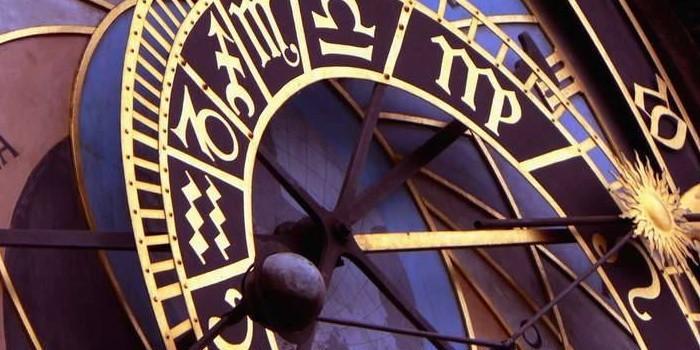 Зодиакальные часы