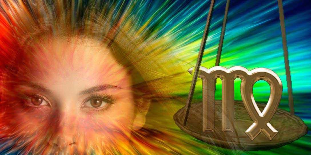 Глаза девушки знака Девы
