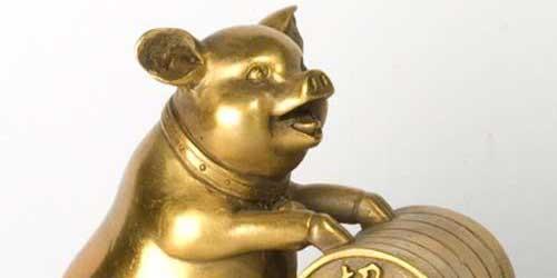 Богатый год Свиньи