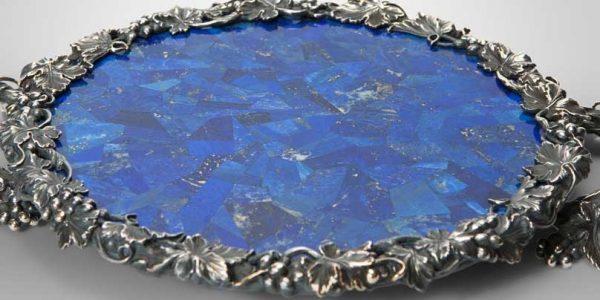 Зеркало из Лазурита